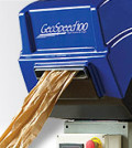 Geospeed paper void fill packaging system