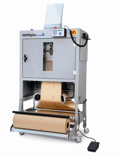 paperplus classic paper packaging machine