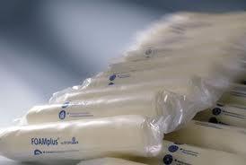 Foamplus tubes by storopack