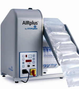 storopack airplus excel machine
