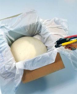Universal foam packaging from storopack