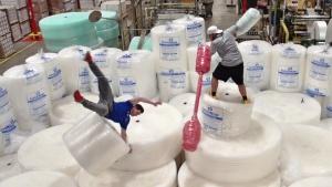 Bubble Wrap Battle with Bubble Wrap